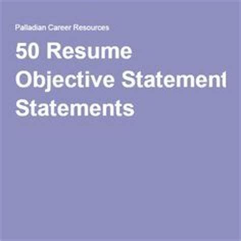 Guest service resume objective